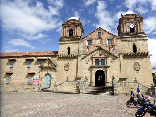 Bild: Kirche in Mongui