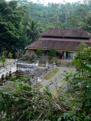 Bild: Anlage von oben - Goa Gajah auf Bali