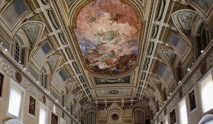 Bild: Der Sonnenuhrsaal
