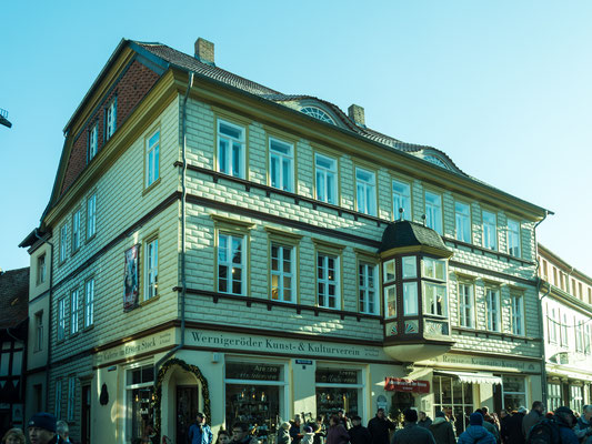Bild: Marktstraße 1 bis 3 in Wernigerode im Harz - Foto 6
