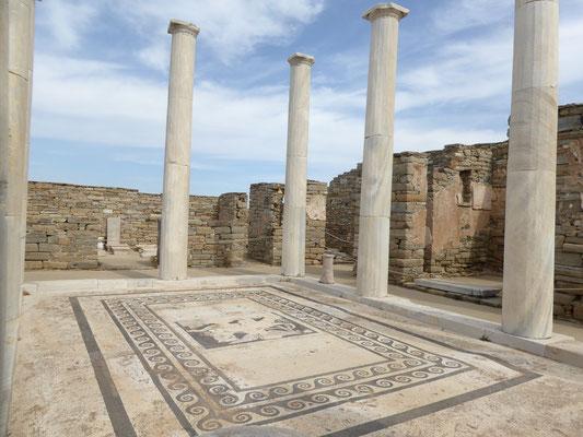 Bild: Das Haus des Dionysos