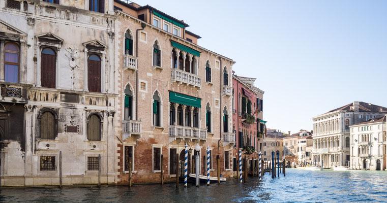 Bild: Die Wasserstraße Canal Grande in Venedig - Foto 5
