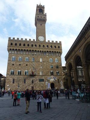 Bild: Piazza D. Signoria