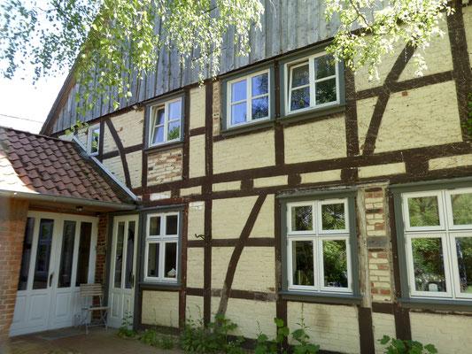 Altes Fachwerkhaus im Wendland Foto 2
