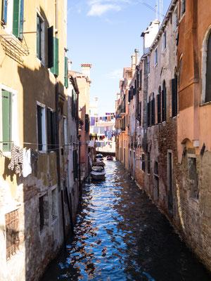 Bild: Das Ghetto in Venedig ist eine Insel im Sestiere Cannaregio.