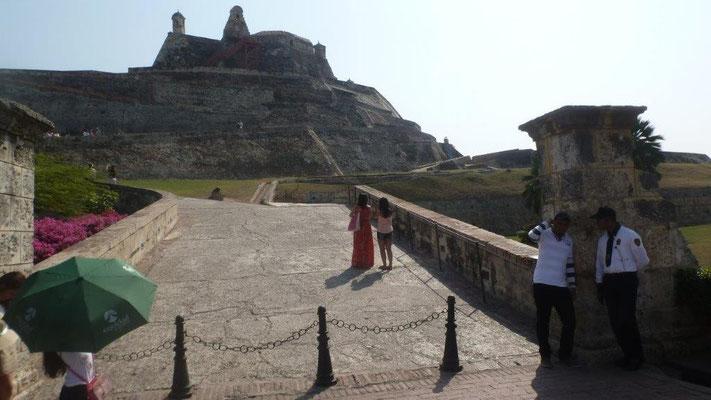 Bild: Festung San Felipe