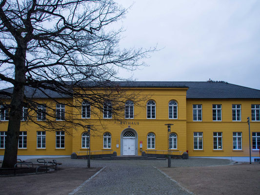 Bild: Altes Rathaus