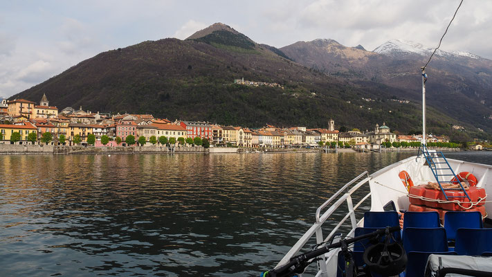 Bild: Schifffahrt über den See