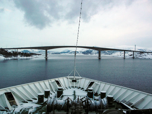 Bild: Hurtigruten - Foto 1