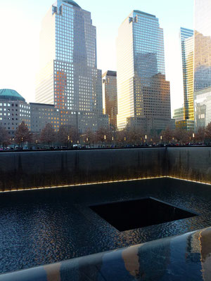 Bild: Memorial 9/11 in New York - Foto 8