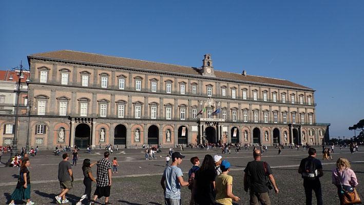 Bild: Piazza del Plebiscito