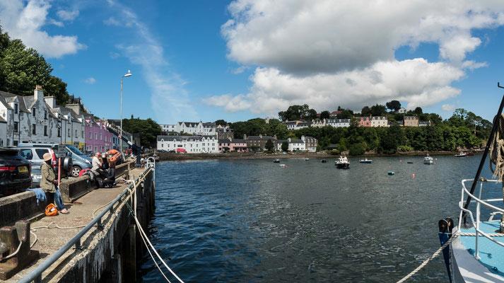 Bild: Hafen Portree