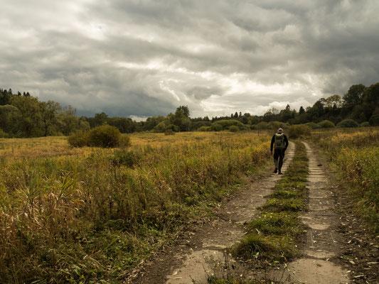 Bild: Unser Wanderweg
