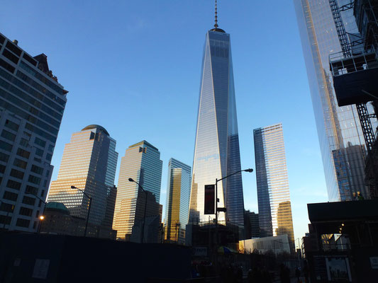 Bild: Memorial 9/11 in New York - Foto 2