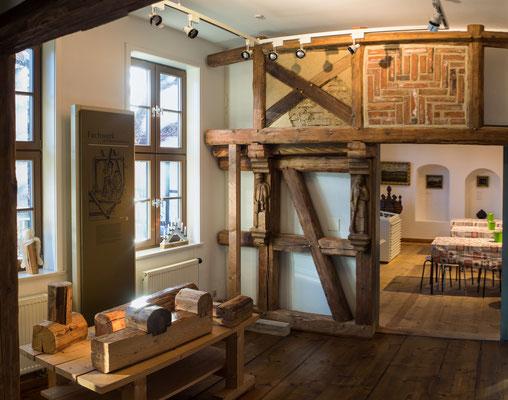 Bild: Harzmuseum in Wernigerode - Innenansicht