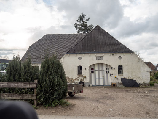 Bild: Alte Reetdachhäuser in Missunde an der Schlei in Schleswig Holstein - Foto 2