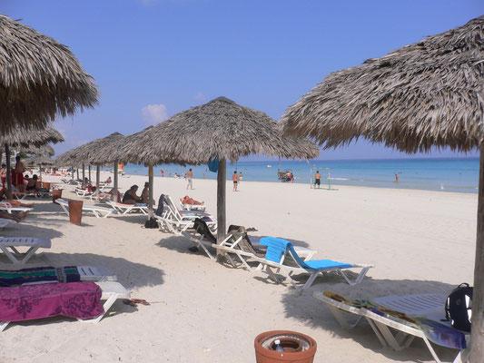 Beach von Varadero