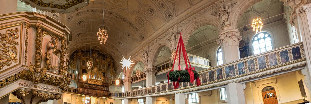 Bild: Stadtkirche von Celle von innen - Foto 3