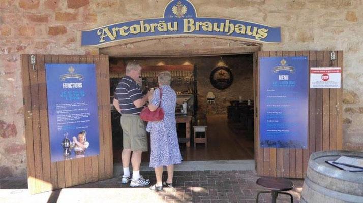 Bild: Arcobräu Brauhaus in Hahndorf