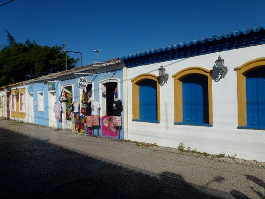 Bild: Porto Seguro - Wohnhäuser