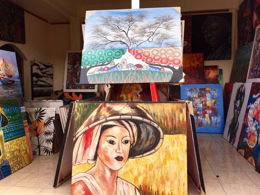 Bild: Kunst auf Bali - Foto 1