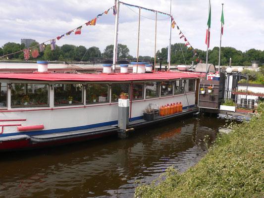 Bild: Alsterschiff - Restaurant