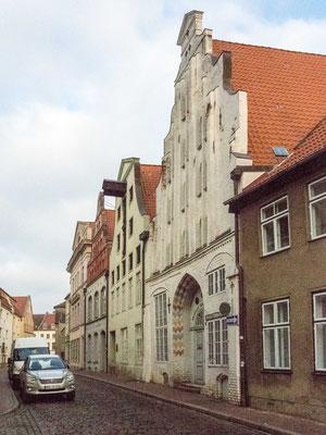 Bild: Die Scheuerstraße in Wismar - Foto 2