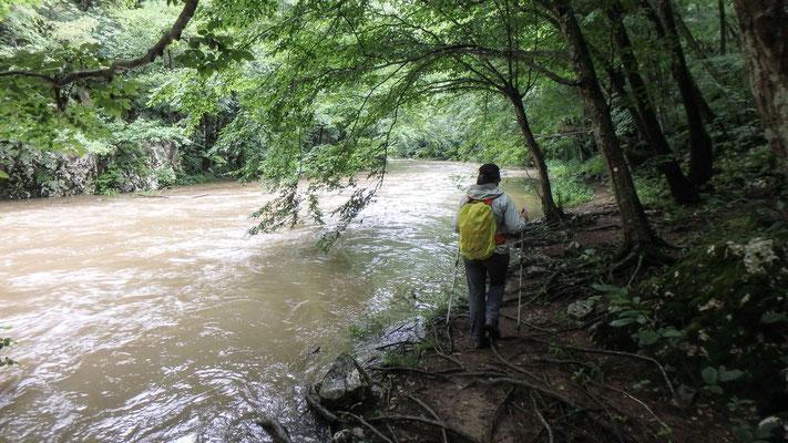 Bild: Am Fluss