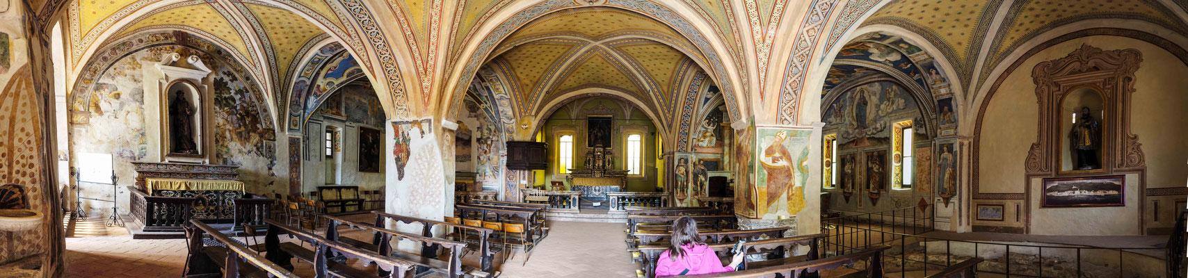 Bild: Belgirate Chiesa Vecchia Dedicata a Santa Maria