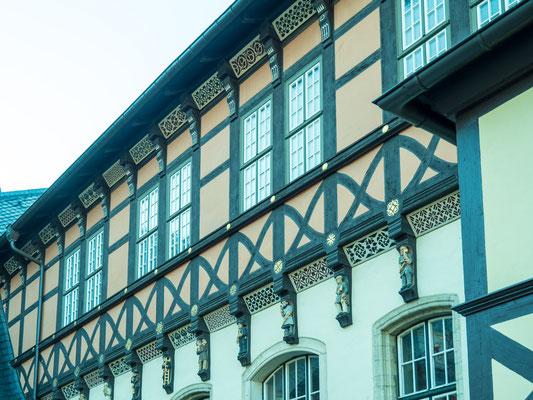 Bild: Historisches Rathaus in Wernigerode - Foto 3