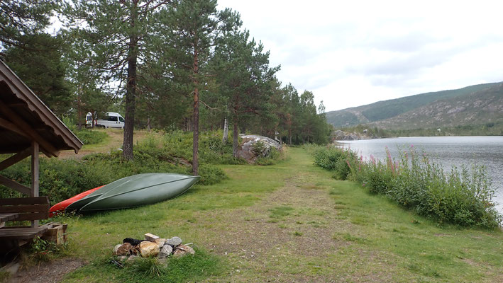 Bild: Campingplatz Tømmerneset