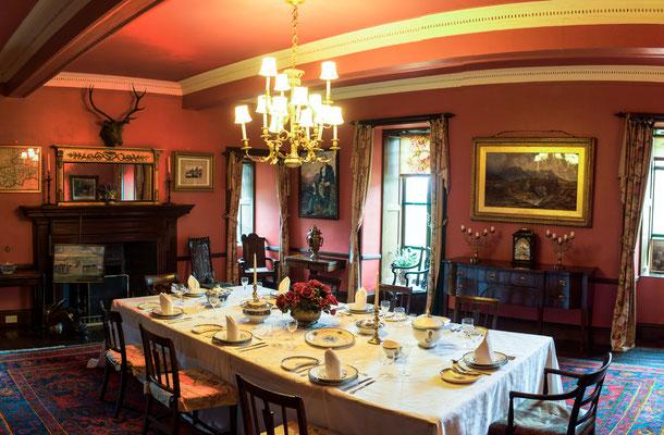 Bild: Braemar Castle - Dining Room