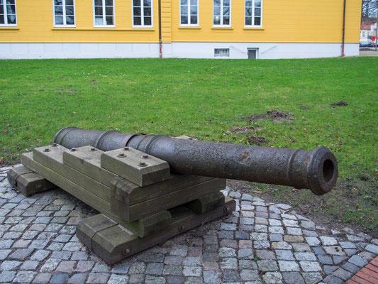 Bild: Kanone