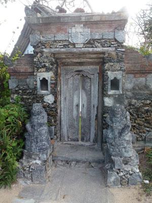 Bild: Eingangstüren auf Bali - Foto 1