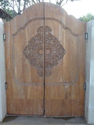 Bild: Eingangstüren auf Bali - Foto 3
