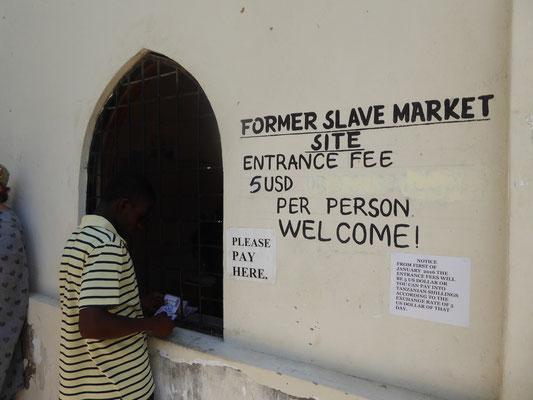 Bild: Sklavenmarkt