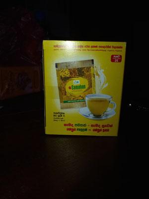 Bild: Sri Lankanischer Tee