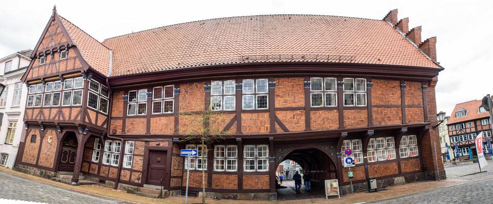 Bild: Das alte Rathaus von Rendsburg