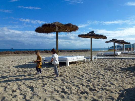 Bild: Strand von Platja d´ en Bossa - Foto 2