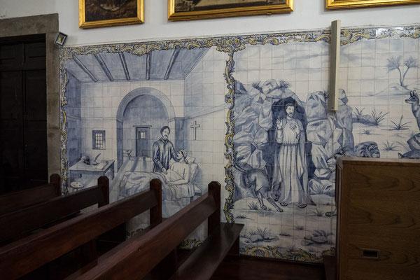 Bild: Innenansicht der Kirche