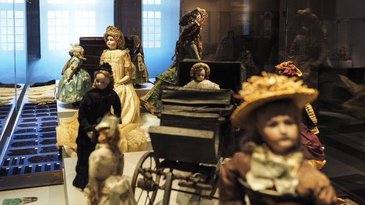 Bild: Die Puppenstube in der Burg