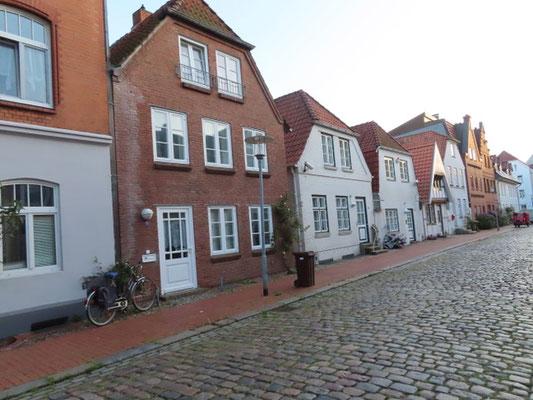 Bild: Alte Straße in Rendsburg