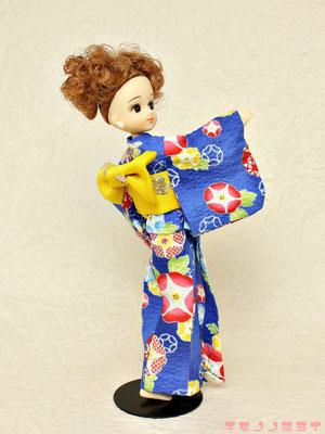 Licca kimono,リカちゃん 着物,リカフレンド 浴衣