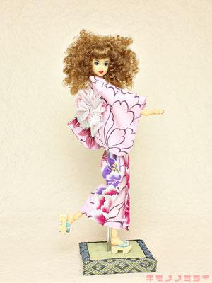 momoko kimono,モモコ 着物,ドール 浴衣