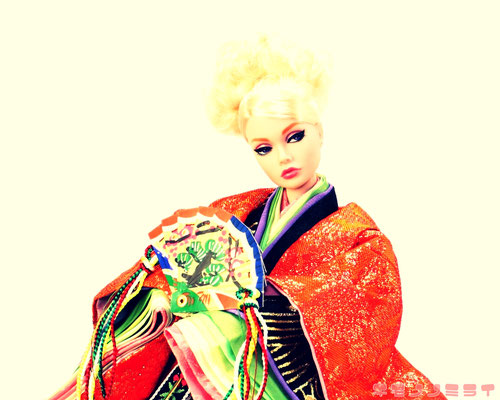 Fashion Royalty 十二単,Fashion Royalty Hina,FR お雛様