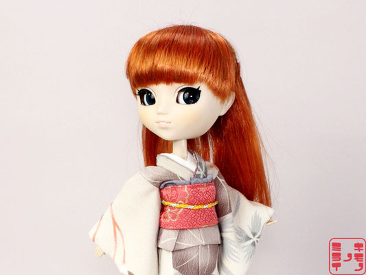 Pullip 着物,プーリップ 服,Momoko kimono