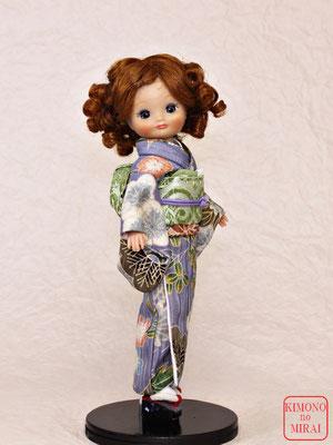 ベッツィー 着物,Betsy kimono,マッコール 和