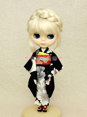 ブライス 着物,ネオブライス 振袖,Blythe kimono