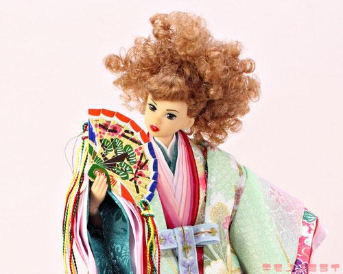 着せ替え お雛様,momoko 着物,ドール 十二単