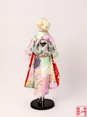 バービー 着物,Barbie kimono,ドール 服